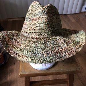 Susan Joy wired rim sun hat